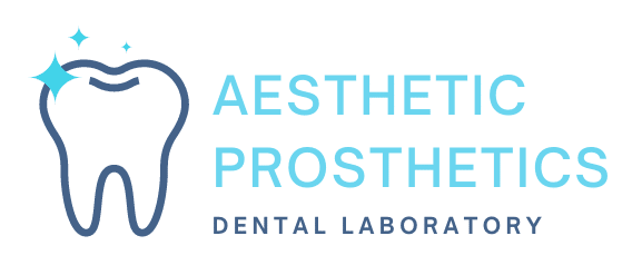 cropped aesthetic prosthetic logo